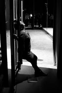Optreden Popkoor Zwart op Wit - 40ste verjaardag cultuurraad