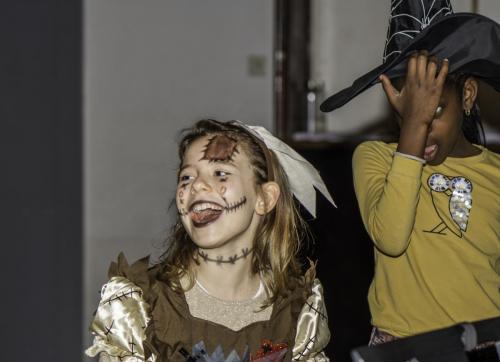 Halloween kinderkoor 2019
