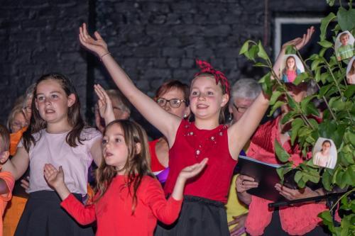 Toonmoment Kinderkoor + Marika Singers