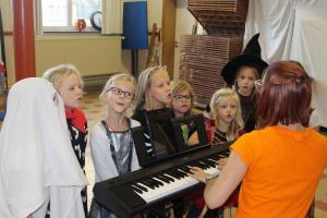 Halloween bij Maggie's Melody!