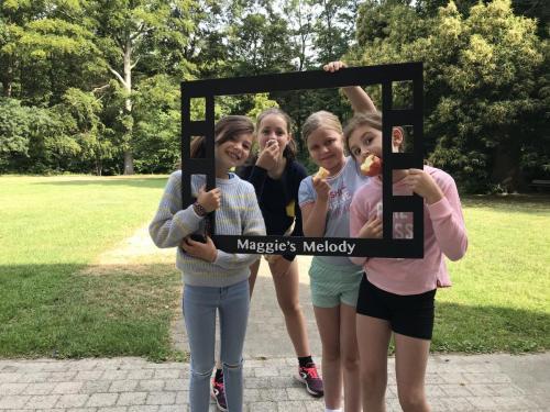 Podiumbeest zangkamp 2019