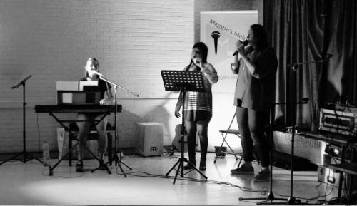 Toonmoment + Karaoke avond 5/5/2018